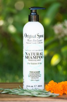 Natural Shampoo 354ml