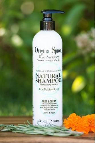 Natural Shampoo 354ml