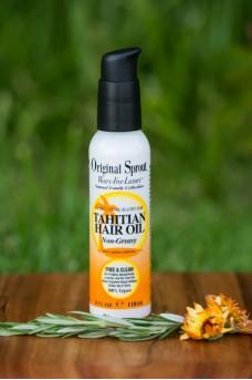 Tahitian Hair Oil 118ml